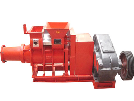 Small Vacuum Tile Block Machine