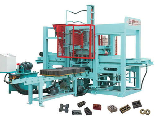 QTJ4-35 Brick Machine