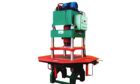 100-500B Hydraulic Tile Machine